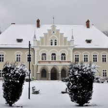 Historic Mansion in Łodygowice